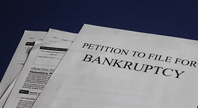 bankrupt bankruptcy voluntary administration company money
