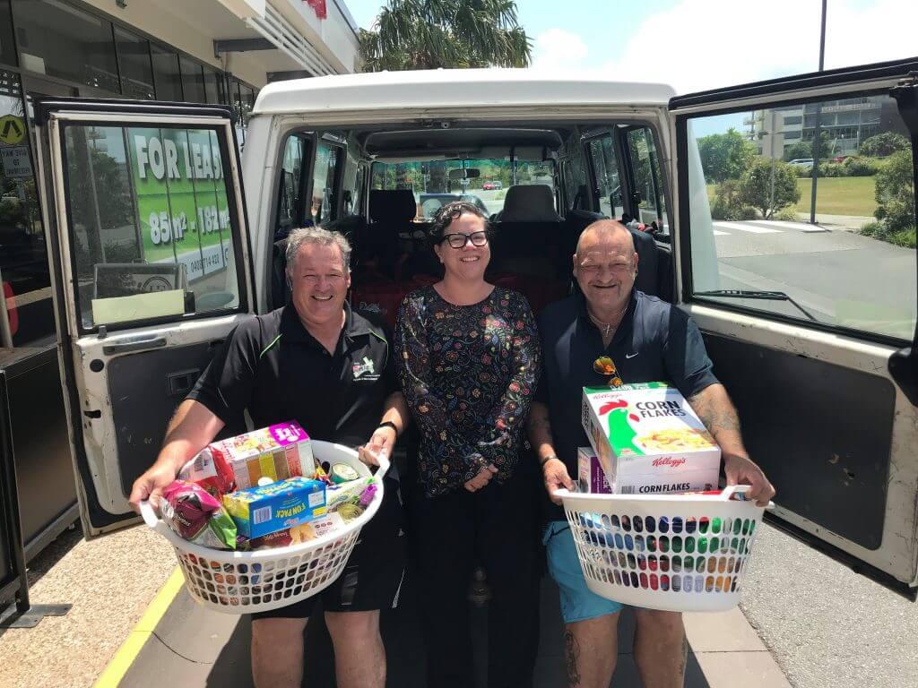 Beth Fitzpatrick Registered Migration Agent The Shack Nambour Sunshine Coast Christmas Donations