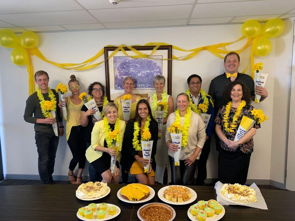 Sunshine Coast Solicitors Queensland Lawyers Daffodil Day 2019