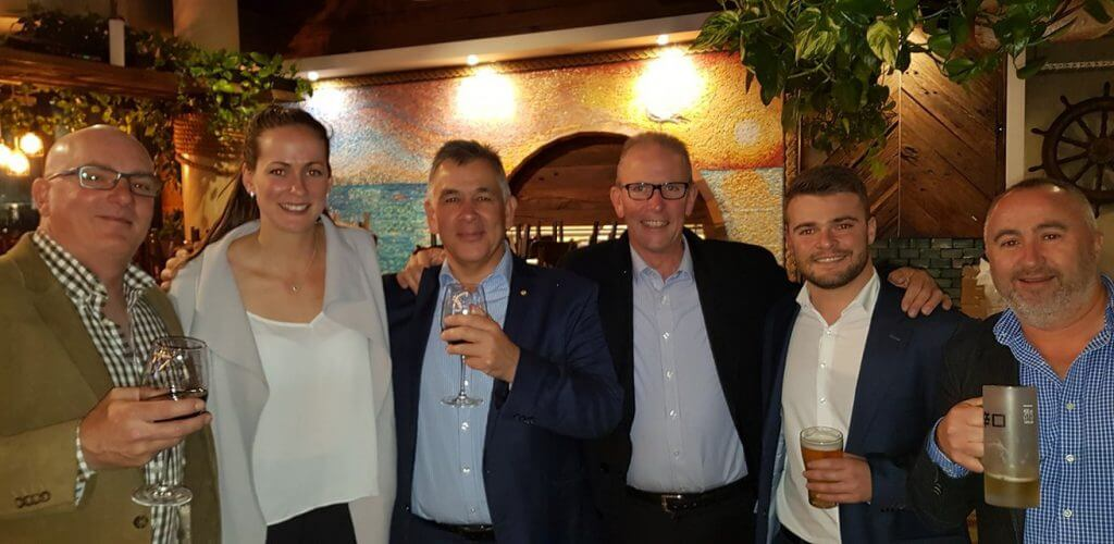 Canberra Lawyers Australian Solicitors ACWAP Conference Glenn Ferguson