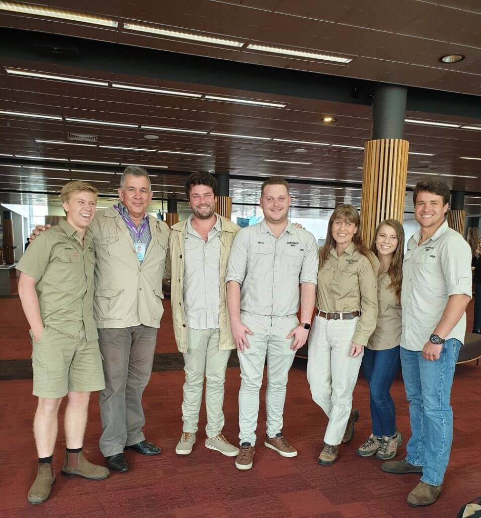 Australia Zoo Robert Irwin Terri Irwin Bindi Irwin Chandler Powell QLD Lawyers Solicitors