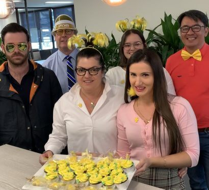 Daffodil Day Brisbane Lawyers Qld Solicitors