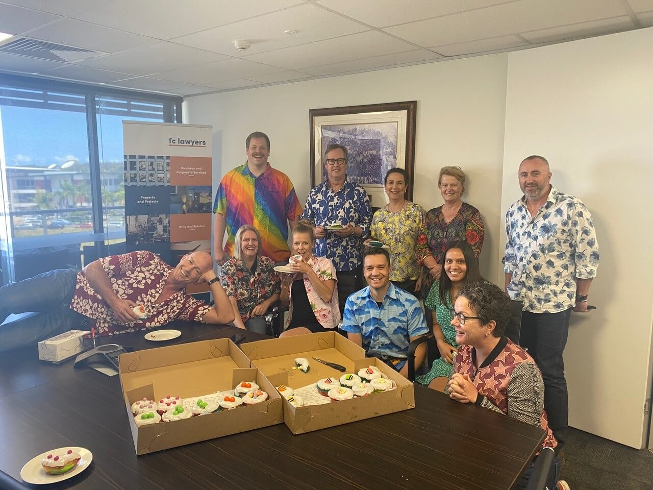 Loud Shirt Day Sunshine Coast Lawyers Maroochydore Solicitors