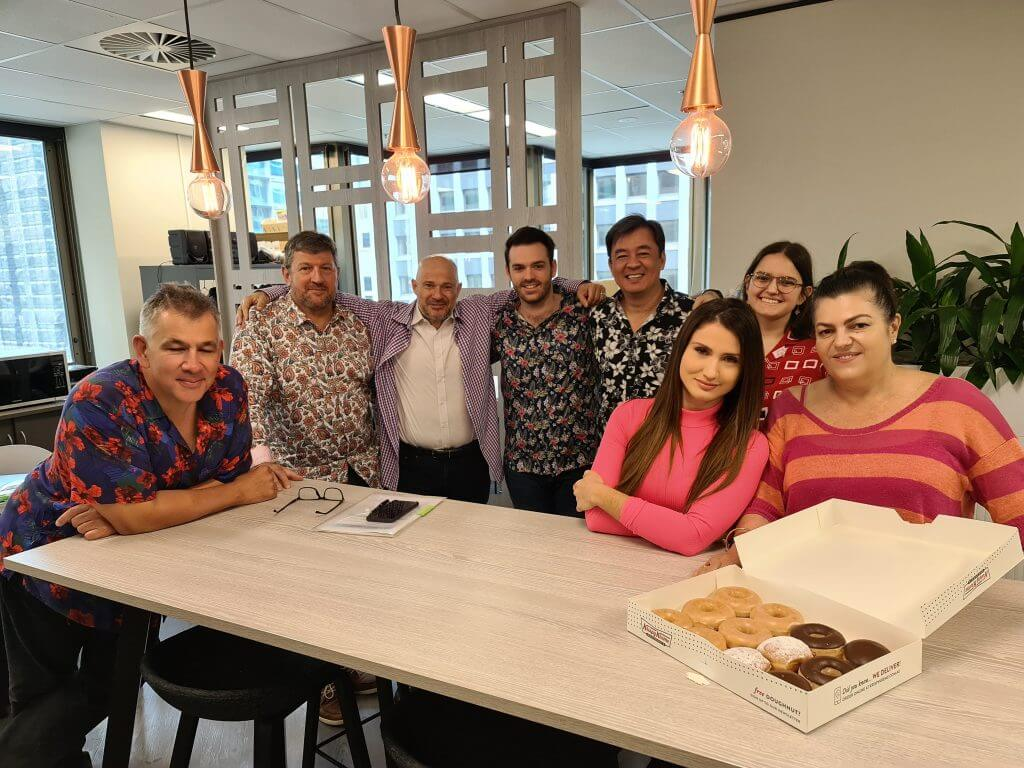 Loud Shirt Day Brisbane Solicitors Queensland Lawyers Legal Firm